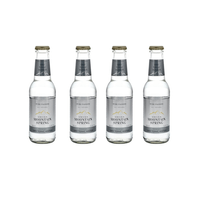 Swiss Mountain Spring Dry Tonic Water 20cl 4er Pack