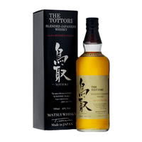 The Tottori Blended Bourbon Barrel Whisky 70cl