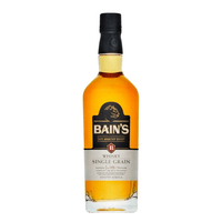 Bain's Cape Mountain Single Grain Whisky 70cl
