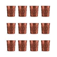 Libbey Hobstar D.O.F. Glas Copper 35.5cl, 12er-Set