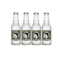 Thomas Henry Elderflower Tonic Water 20cl, 4er-Pack