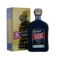 Santiago de Cuba 20 Years Rum 70cl