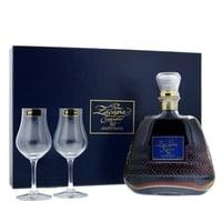 Rum Zacapa 30 Aniversario Ensemble avec 2 verres Riedel