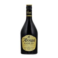 The Arran Gold Cream Likör (Whisky-Basis) 70cl