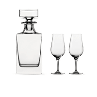 Spiegelau Special Glasses Premium Whisky Set, dreiteilig