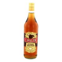 Cavalier Gold Rum Antigua 100cl