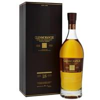 Glenmorangie 18 Years Single Malt Whisky 70cl