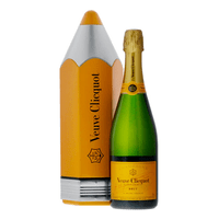 Veuve Clicquot Brut «Pencil» 75cl