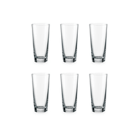 Bohemia Crystal Glass Jive Liqueur Glas 9cl, 6er-Set