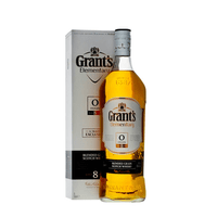 Grant's 8 Years Elementary Oxygen Whisky 100cl