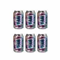 YEAAH Elderflower Hard Seltzer 33cl, 6er-Pack
