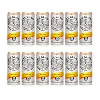 White Claw Mango Hard Seltzer 33cl, Pack de 12