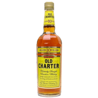 Old Charter 10 Years Bourbon Whiskey 75cl