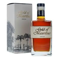 Gold of Mauritius Dark Rum 70cl