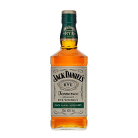Jack Daniel's Tennessee Rye Whiskey 70cl