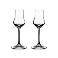 Riedel Vinum Spirituosen Glas, 2er-Pack
