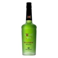 Morand Swiss Mix Williamine Mojito Liqueur 70cl