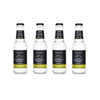 Swiss Mountain Spring Zero Classic Tonic Water 20cl, 4er-Pack