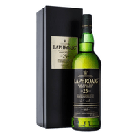 Laphroaig 25 Years Cask Strength Whisky 2015 70cl