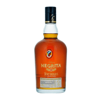 Negrita Bardinet Top Series 2000-2006 Rum 70cl