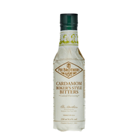 Fee Brothers Cardamom Bitters 15cl