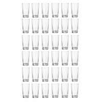 Libbey Heavy Base Collins Glas 33.3cl, 36er-Set