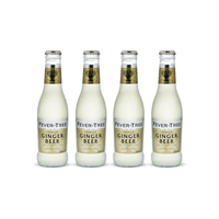 Fever-Tree Ginger Beer 20cl Pack de 4