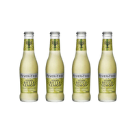 Fever-Tree Sicilian Bitter Lemon 20cl, 4er-Pack