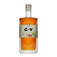 The Seventh Sense G & V Liqueur de fruits et d'épices 50cl