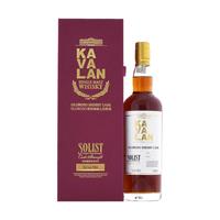 Kavalan Solist Sherry Single Cask Taiwan Whiskey 70cl