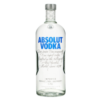 Absolut Vodka 175cl