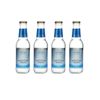 Swiss Mountain Spring Soda Water 20cl Pack de 4