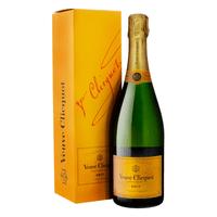 Veuve Clicquot Brut Yellow Label avec emballage 75cl
