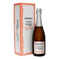 Louis Roederer Brut Nature Rosé mit Geschenksverpackung 2012 75cl