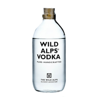 The Wild Alps Vodka 50cl