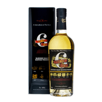 The Six Isles Blended Malt Whisky 70cl
