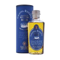 Sibona Grappa Riserva Botti da Rum 50cl