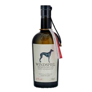 Windspiel Premium Dry Gin Navy Strength 50cl