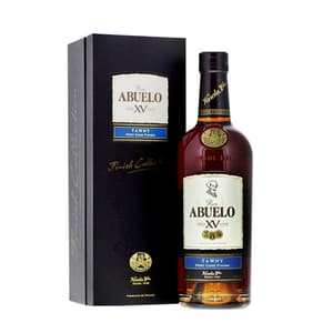 Abuelo XV Tawny Port Cask Finish Rum 70cl
