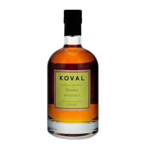 Koval Bourbon Whiskey 50cl