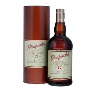 Glenfarclas 17 Years Single Malt Whisky 70cl