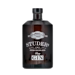 Studer Swiss Highland Dry Gin 70cl