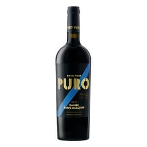 "Bodega Ojo de Agua PURO Grape Selection ""Malbec"", Biologisch 2017 75cl"