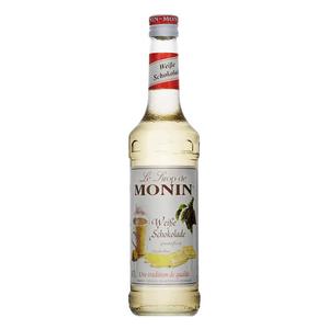 Monin Sirop de Chocolat Blanc 70cl