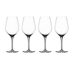 Spiegelau Authentis Weissweinglas klein, 4er-Set
