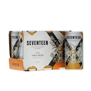 Seventeen (1724) Tonic Water Dose 20cl Pack de 6