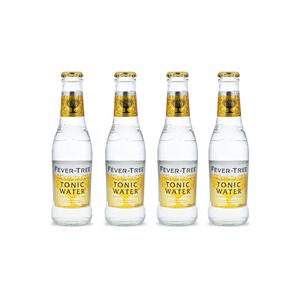 Fever-Tree Premium Indian Tonic Water 20cl Pack de 4
