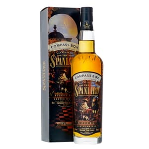 Compass Box The Story of the Spaniard Blended Malt Whisky 70cl
