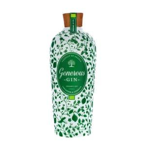 Generous Coriander&Combava Organic Gin 70cl