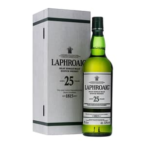 Laphroaig 25 Years Cask Strength Whisky 2018 70cl